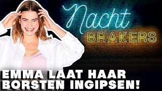 NACHTBRAKERS #1 met EMMA WORTELBOER  - CONCENTRATE Nachtbrakers