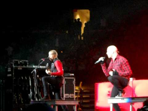 WINTER JAM 2011-TAMPA!!!!! Main Show Intro and RED