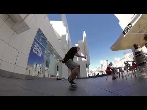#MACBA line @og_egor | Shralpin Skateboarding