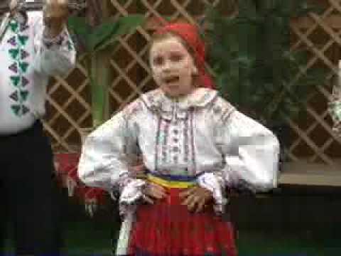 Georgiana Vesa – cantec popular IV