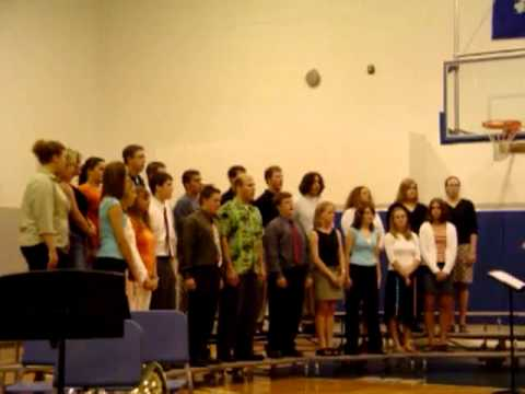2004  Edon High School - Spring Choir Concert