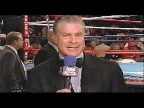 HBO Boxing Archives: Trinidad-Mayorga preview (2004) Video