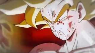 DragonBall Z  Linkin Park VS Celldweller (Sideburns Remix)