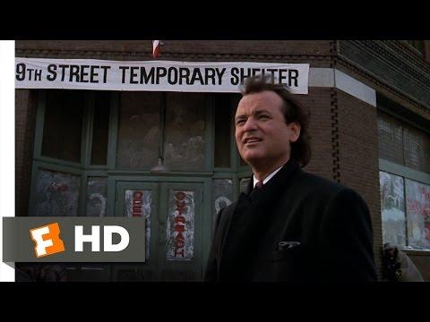 Scrooged (7/10) Movie CLIP - Crazy Like A Fox (1988) HD