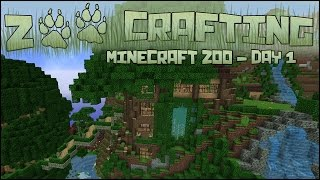 New World! New Home! New Adventures!! 🐘 Zoo Crafting: Season 2 - Episode #1