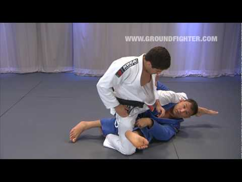 Roberto 'Cyborg' Abreu - Half / Deep Half Guard - Brazilian Jiu-Jitsu MMA Instruction