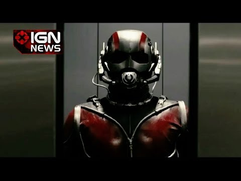 Two More Writers Join Marvel's Ant-Man Movie - IGN News