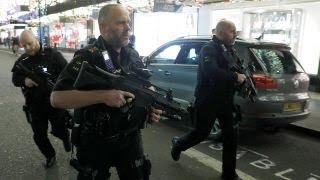 Reports of shots fired at London subway station