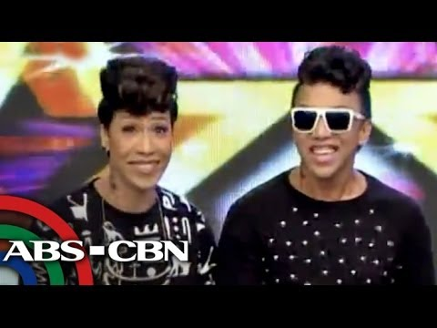 Vice Ganda meets Vice Ganda look-alike