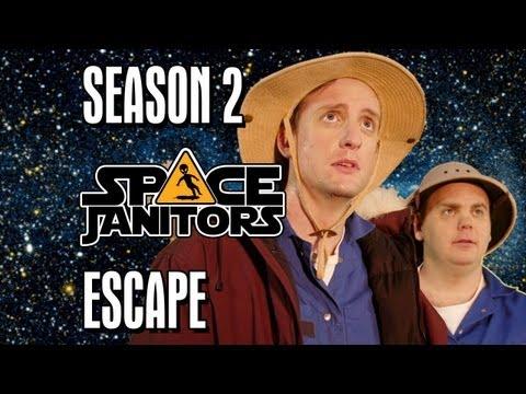 Escape to Desert Planet - Space Janitors Season 2 Ep. 1