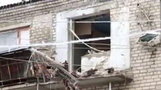 В Попасной возобновились обстрелы - (видео)