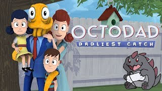 [LIVE] JUST A DAD, NOT AN OCTOPUS! | Octodad: Dadliest Catch! | Come hang out with us!