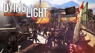 ZOMBIE APOCALYPSE!! (Dying Light)