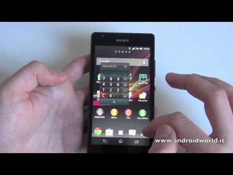 Sony Xperia SP, recensione completa in italiano by AndroidWorld.it