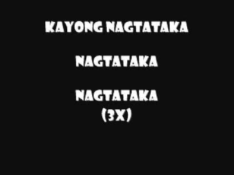 The Wuds - Inosente Lang Ang Nagtataka