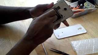 How To: Disassembly and Assembly Samsung Galaxy Mega  Screen