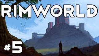 RimWorld Alpha 16 - Ep. 5 - Animal Training! - Let's Play RimWorld Alpha 16 Gameplay