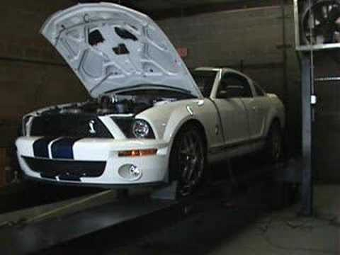 Sleeper Shelby Makes 862 RWHP