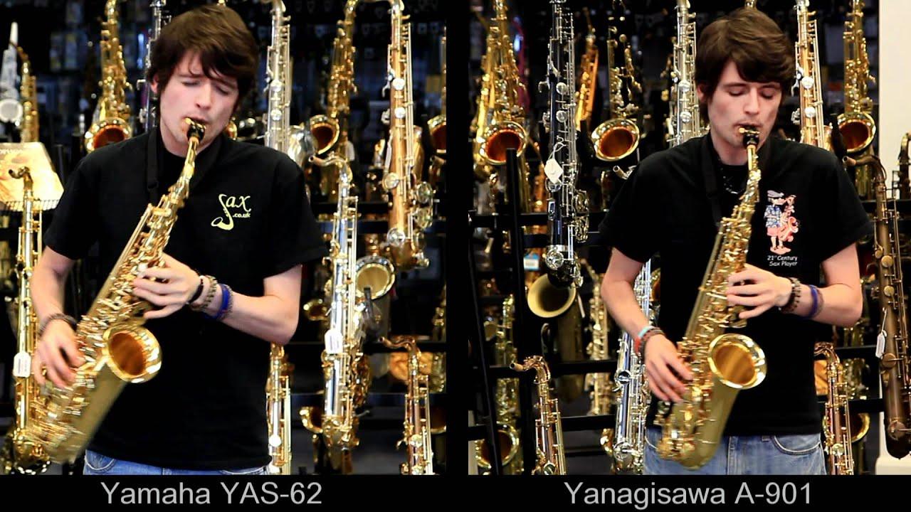Yamaha  Vs Yanagisawa