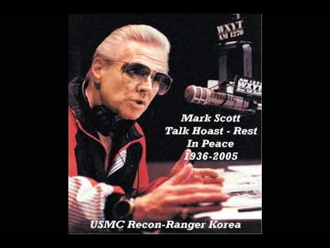 Mark Scott USMC God Can't Be A Marine
