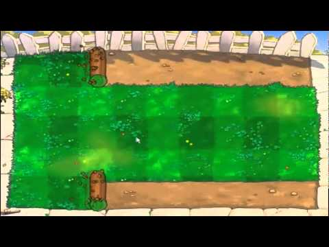 Plants Vs. Zombies Part 1:  Flower Power