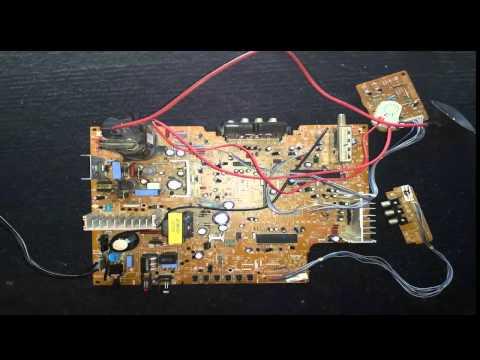 Reparacion TV LG: Descarga Diagramas pdf y sus Etapas #1