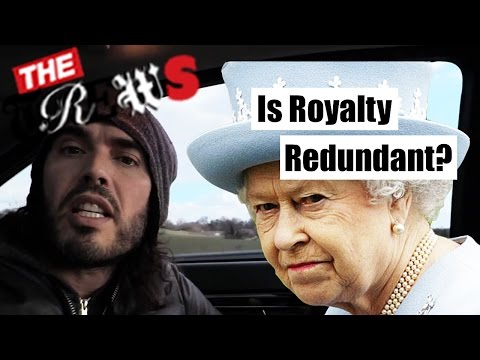 What's Better For You? Zero Hours Or Zero Royals? | Russell Brand The Trews (E290)