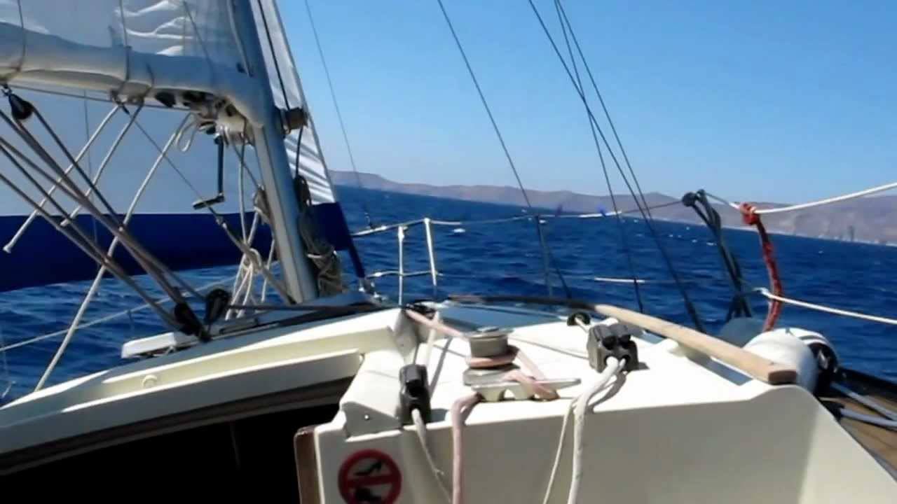 Sailing SV Delos - YouTube