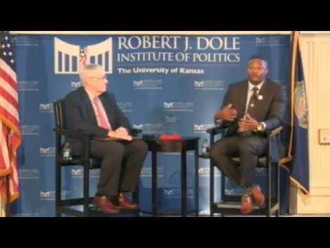 2013 Dole Leadership Prize - Nelson Mandela