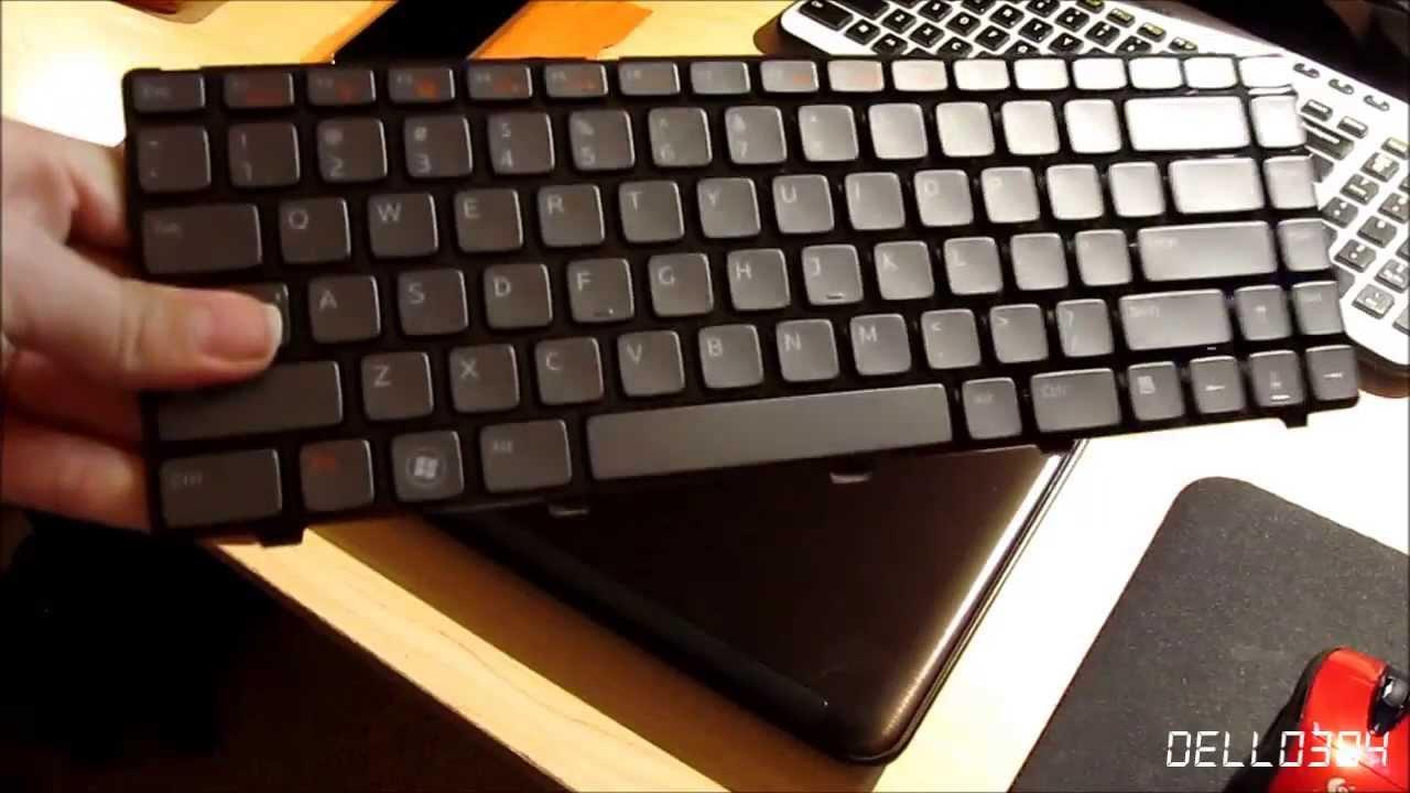 Dell Inspiron 14z 5423 Keyboard Dell Inspiron 14z Upgrades