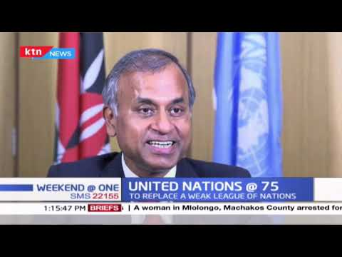 75th Anniversary of the United Nations : KTN News