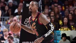 JR SMITH goes SNEAKER SHOPPING WITH COMPLEX -- REACTION