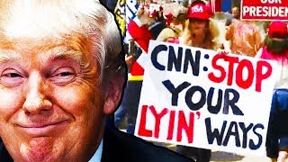 Poll: Scary Amount Of Americans Believe Media Is Lying