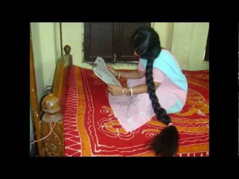 Indian Long Hair Braid Youtube