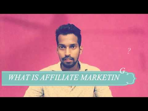 What is affiliate marketing ? How to Earn Money using Amazon Flipkart online Shoping Portal