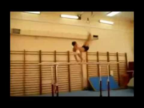 Gymnastic Code of Points. Parallel bars. Groop С