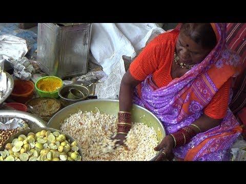 Ajicha Chivda    अजिचा चिवडा    Marathi Lady Working Hard Since Last 40 Years