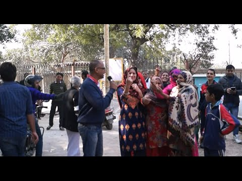 Pressure Group: Delhi Assembly election 2015 voting day