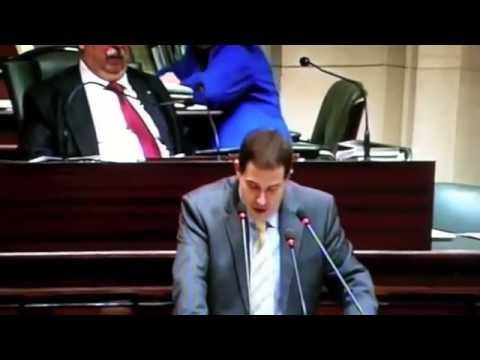 Un député Belge indépendant s'oppose à la guerre au Mali - 01.2013