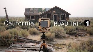 Landscape Photography   California Roadtrip with Large Format Film, Day 1