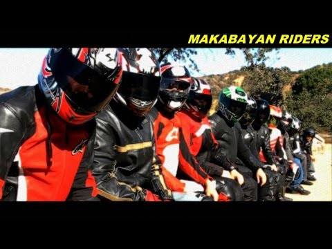 Sexy Sportbikes, Gorgeous Girls And The Makabayan Riders (music Video) video