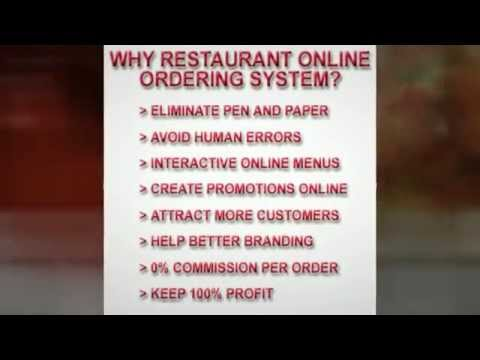 Online Ordering System - Take Your Business to the Next Level