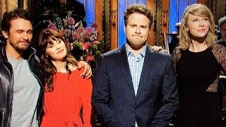 SNL Reviewed: Seth Rogen Does Fart, Weed and Gay Jokes