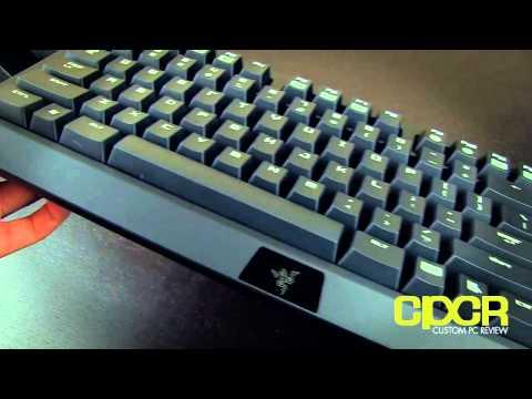 Razer Blackwidow Tournament Edition Tenkeyless Mechanical Gaming Keyboard Unboxing + Written Review
