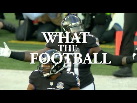 """Erin Coscarelli breaks down the top 5 """"What the Football"""" moments from 2015. Subscribe to the NFL YouTube channel to see immediate in-game highlights from your favorite teams and players,..."""
