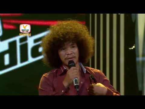 The Voice Cambodia - Seth Troem Jea Mit - Sen Sai - 17 Aug 2014