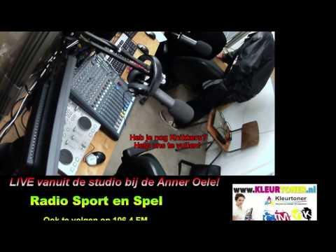 Live stream Radio Sport en Spel