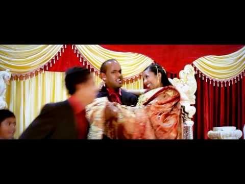 Kullanari Kootam - Vizhigalile Vizhigalile (Senthuran weds Rubina...