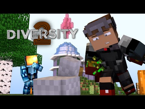 Minecraft 1.8 | Poison Fish | Paradise Survival Challenge (minecraft Diversity 2) video