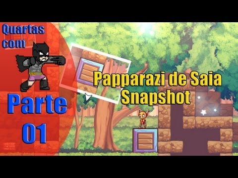 Snapshot - Papparazi de Saia | Quartas Com Swmp | Parte 1